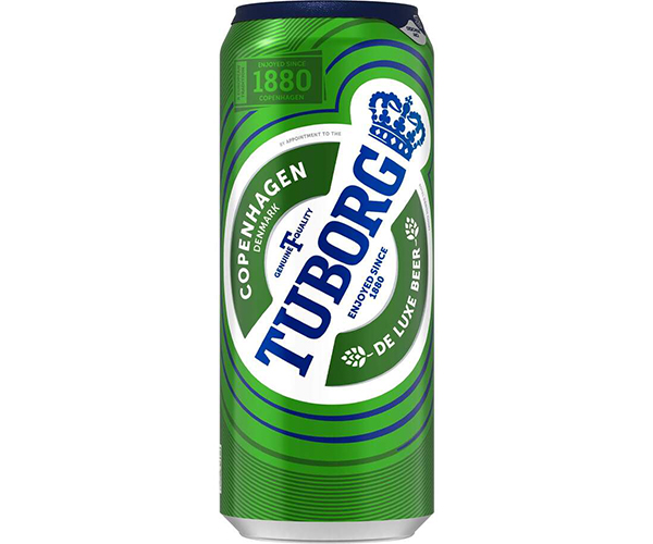 Bere Tuborg 0.5l