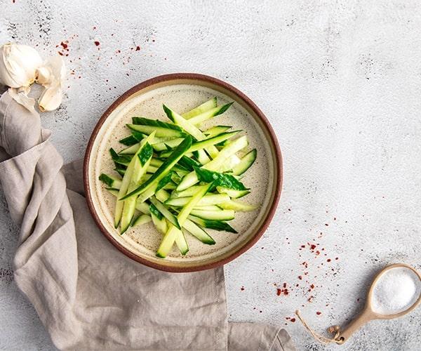 Salata de castraveti Huang Gua (rece)