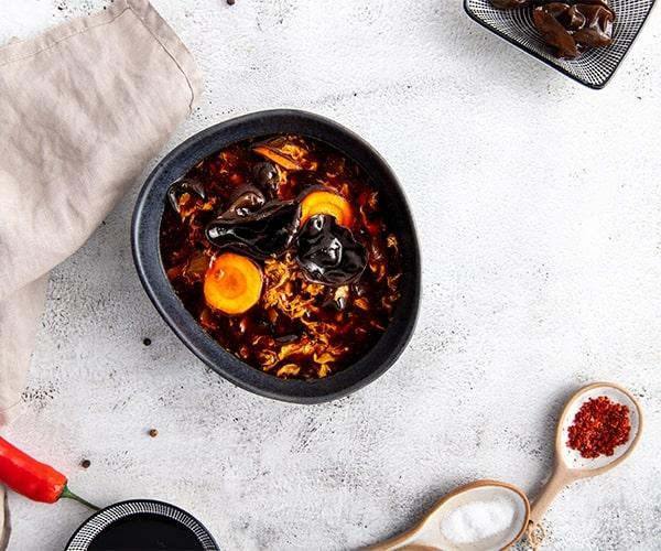 Supa iute-acrisoara Fa Suan